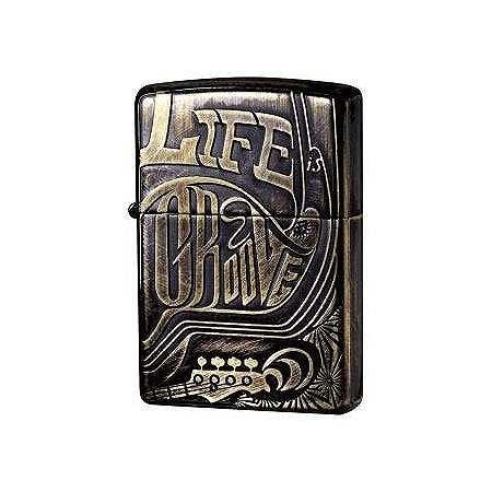 ZIPPO(ジッポー) アーティストモデル KenKen オリジナルモデル「Life is Groove」