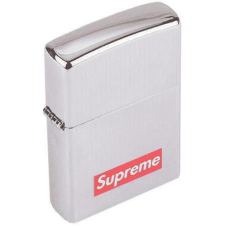 ZIPPO(ジッポー) ブランドモデル Supreme ボックスロゴ