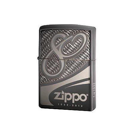 ZIPPO(ジッポー) 記念モデル 創業80周年記念モデル