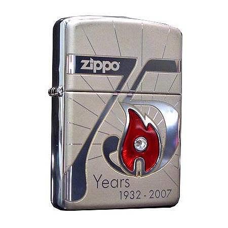ZIPPO(ジッポー) 限定モデル 75周年記念モデル