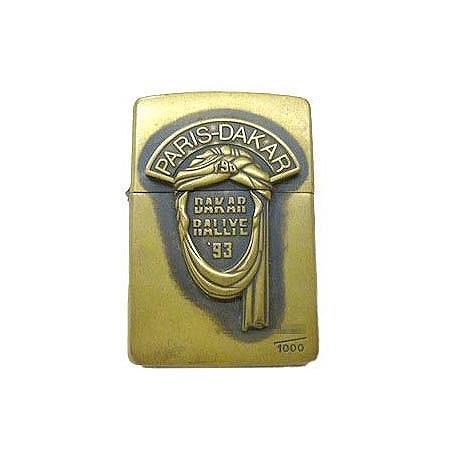 ZIPPO(ジッポー) 限定モデル パリ ダカールラリー 93 LIMITED EDITION USA