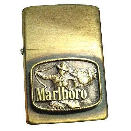 ZIPPO(ジッポー) ヴィンテージ Marlboro マルボロ カウボーイ