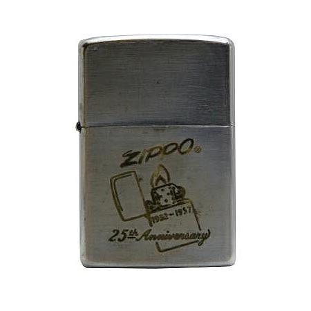 ZIPPO(ジッポー) ヴィンテージ 創立25周年記念モデル