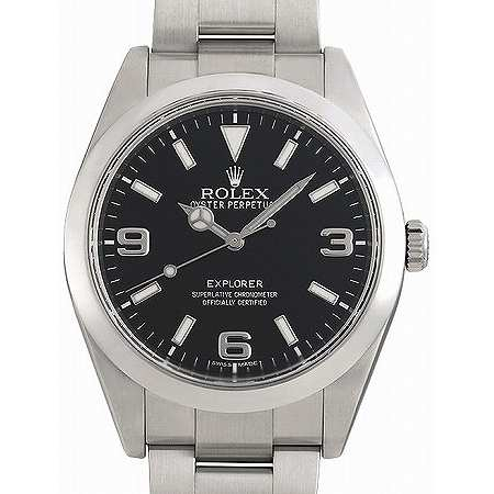 ROLEX(ロレックス) エクスプローラー 214270 ステンレス/ブラック