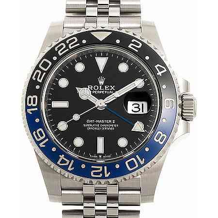 ROLEX(ロレックス) GMTマスターII Ref. 126710BLNR 青黒