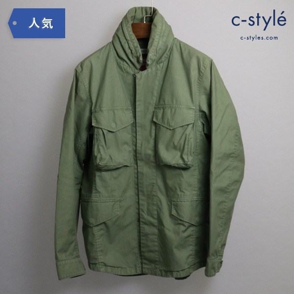 nonnative ノンネイティブ TROOPER JACKET WITH WINDSTOPER ミリタリー ジャケット size0 J2517
