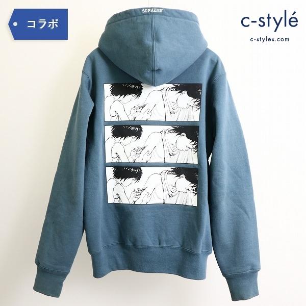 Supreme x AKIRA シュプリーム Syringe Zip Up Hooded Sweatshirt ジップ パーカー M 注射