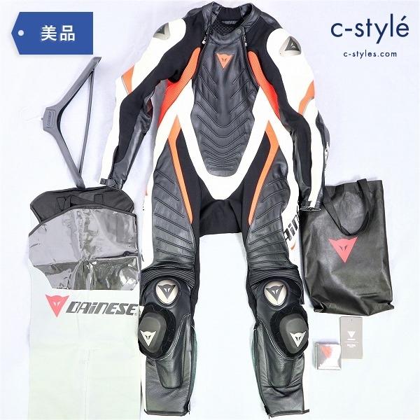 Dainese ダイネーゼ T.AERO EVO P. C2 レザー ワンピース スーツ size50