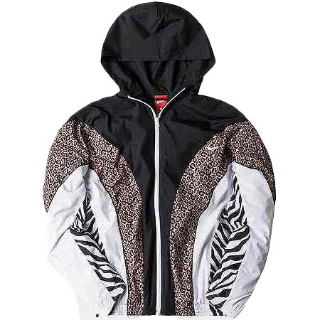KITH(キス) × NIKE MAX FLIGHT ANIMAL PRINT WINDBREAKER JACKET