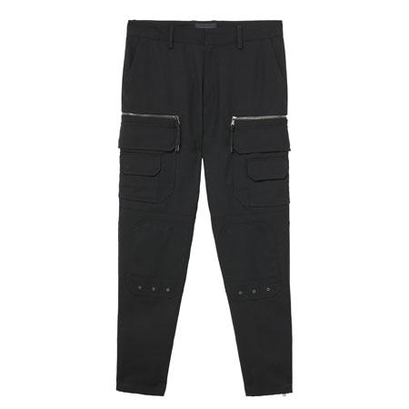 DIESEL BLACK GOLD(ディーゼルブラックゴールド) P-CAR-ANT パンツ Black