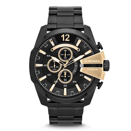 DIESEL(ディーゼル) 腕時計 DZ4338 Black