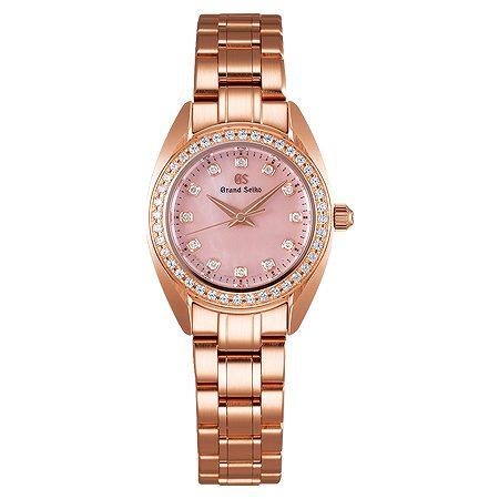 Grand Seiko(グランドセイコー) Elegance Collection STGF324 ダイヤモンド 18Kピンクゴールド