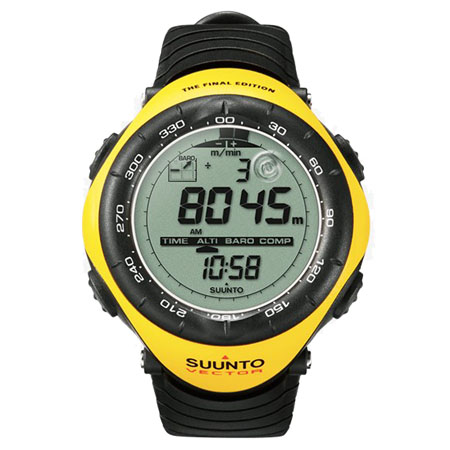 SUUNTO(スント) ベクター VECTOR THE FINAL EDITION SS010600610