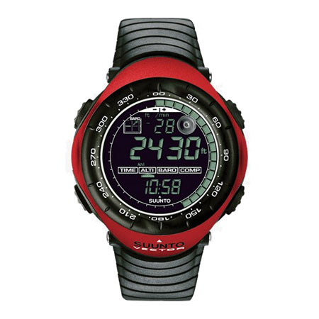 SUUNTO(スント) ベクター VECTOR Red SS011516400
