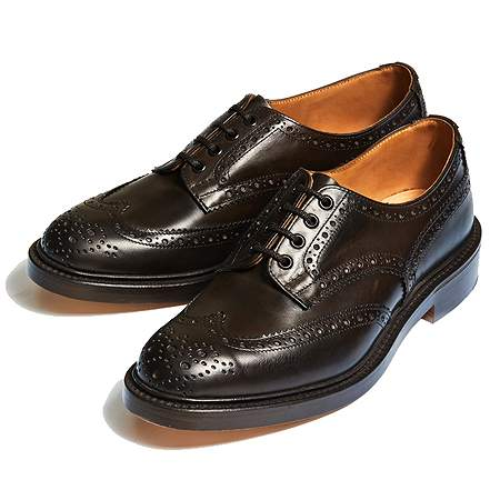 Tricker's(トリッカーズ) バートン M5633 BOURTON ESPRESSO BURNISHED LEATHER SOLE