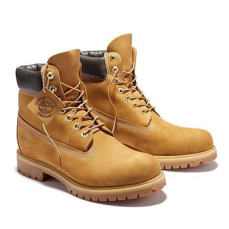 Timberland(ティンバーランド) ブーツ 定番 メンズ 6インチ プレミアム ウォータープルーフ ブーツ ウィート 10061