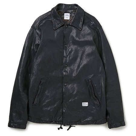 "BEDWIN & THE HEARTBREAKERS(ベドウィン&ザハートブレイカーズ) レザージャケット LEATHER COACHES JACKET FD ""JILL"""