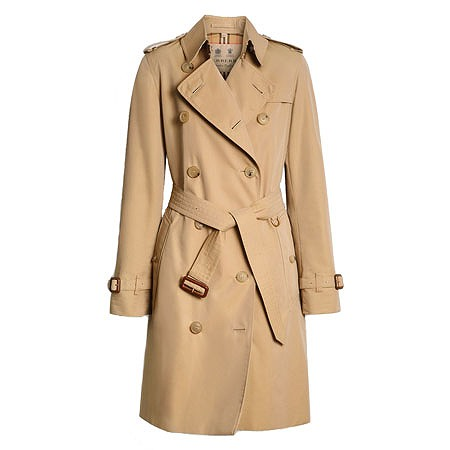 BURBERRY(バーバリー) The Mid-length Kensington Heritage Trench Coat