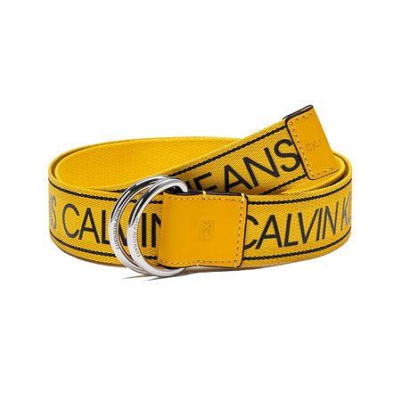 CALVIN KLEIN(カルバンクライン) ベルト UTILITY DOUBLE D RING BELT 40MM