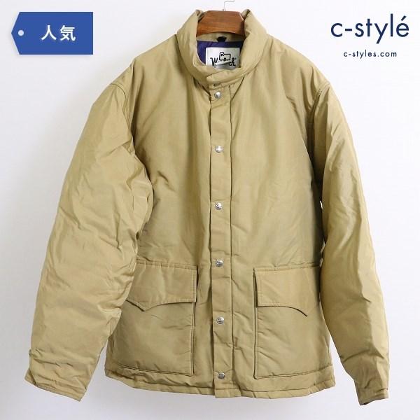 Woolrich ウールリッチ ダウンジャケット ベージュ XLサイズ コート21013