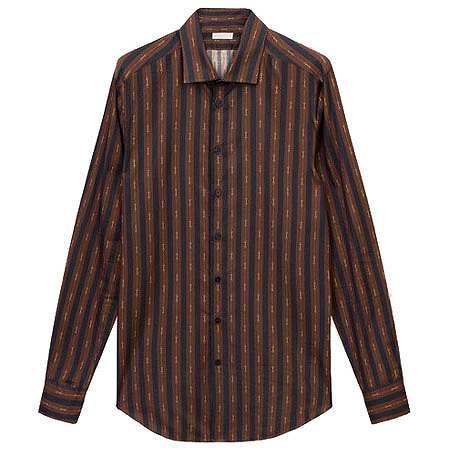 ETRO(エトロ) シャツ ストライプ コットンシャツ
