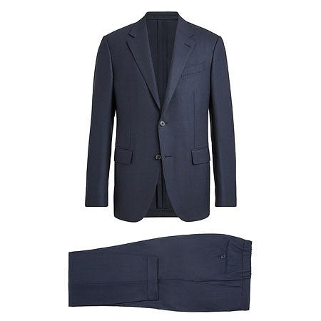 Ermenegildo Zegna(エルメネジルドゼニア) スーツ HIGH PERFORMANCE ウール ドロップ8 スーツ