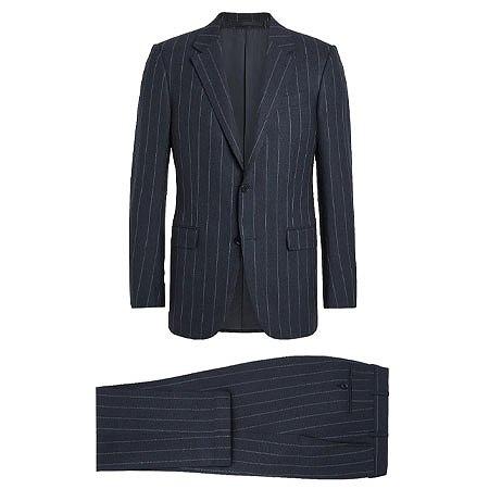 Ermenegildo Zegna(エルメネジルドゼニア) スーツ 15MILMIL15 ウール ドロップ7 スーツ