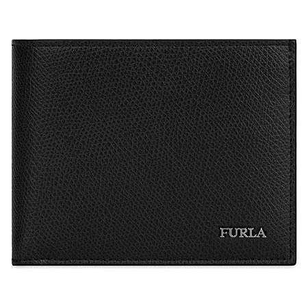 Furla(フルラ) 財布 FURLA MAN MARTE バイフォールド ウォレット Nero