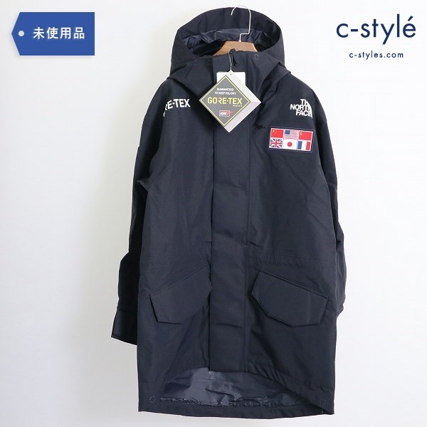 THE NORTH FACE 19AW Trans Antarctica Parka アンタークティカ パーカー L K/ブラック