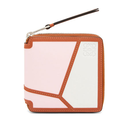 LOEWE(ロエベ) 財布 パズル スクエア ジップ ウォレット クラシック カーフスキン