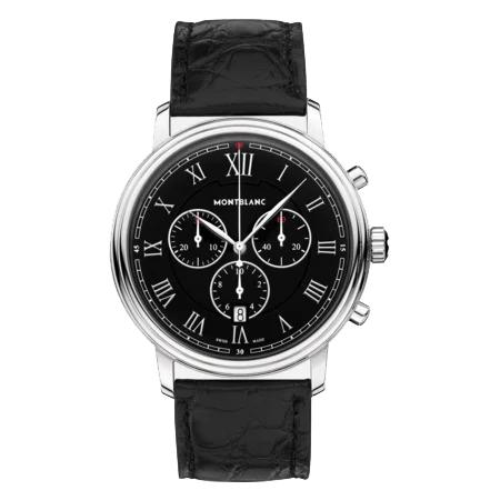 MONTBLANC(モンブラン) 腕時計 トラディション クロノグラフ クオーツ