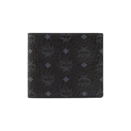MCM(エムシーエム) 財布 モノグラム 二つ折りコインウォレット