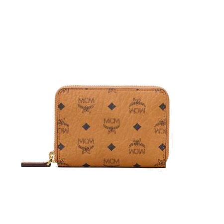 MCM(エムシーエム) 財布 ヴィセトス オリジナル ジップウォレット