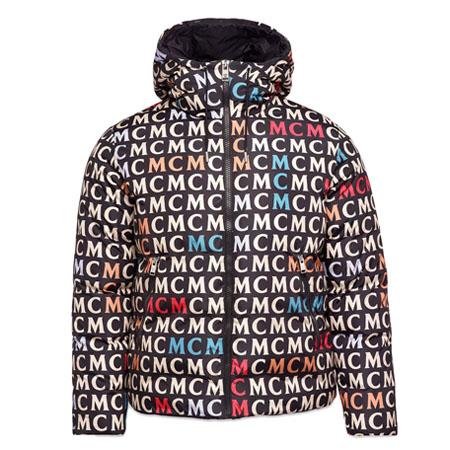 MCM(エムシーエム) ウェア MCM 1976 メンズ キルテッド ジャケット モノグラムナイロン