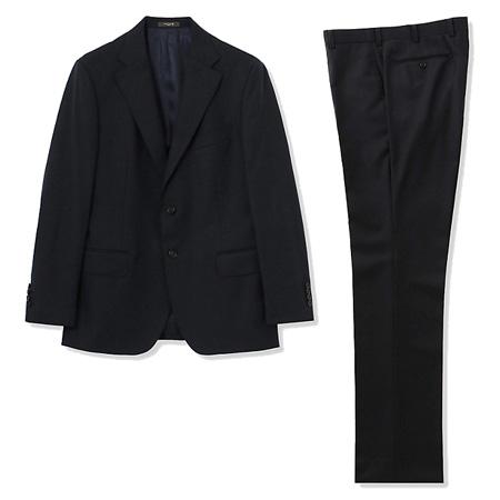 MACKINTOSH(マッキントッシュ) スーツ Martin Sons & Co. NEW BRIDGE ツイル無地スーツ
