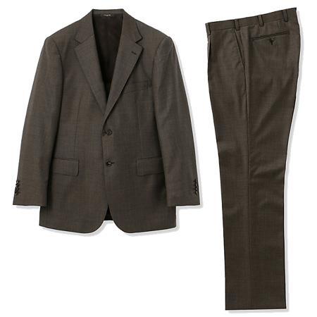 MACKINTOSH(マッキントッシュ) スーツ Loro Piana OX BRIDGE ブラウンシャークスキンスーツ