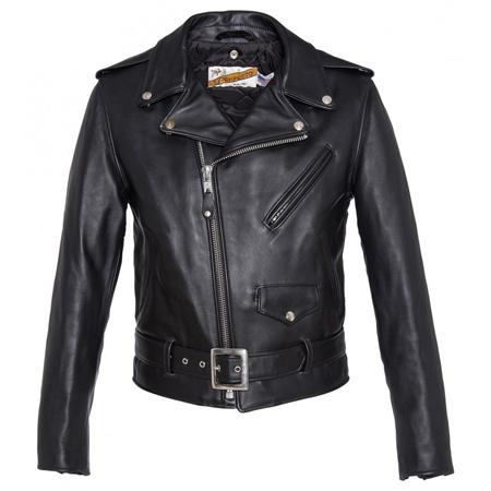 Schott(ショット) 618 Classic Perfecto Steerhide Leather Motorcycle Jacket