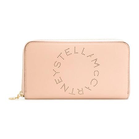 STELLA McCARTNEY(ステラマッカートニー) ウォレット ステラ ロゴ 長財布