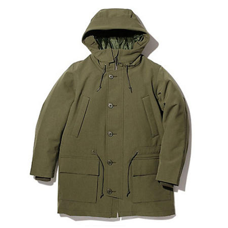 Snow Peak(スノーピーク) ダウンジャケット TAKIBI Down Jacket JK-19AU109