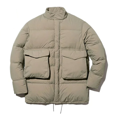 Snow Peak(スノーピーク) ダウンジャケット Recycled Ny Ripstop Down Jacket JK-20AU021