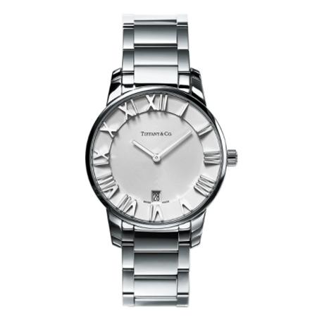 Tiffany(ティファニー) 腕時計 ティファニー アトラス 2-ハンド 37.5mm ウォッチ ステンレススチール