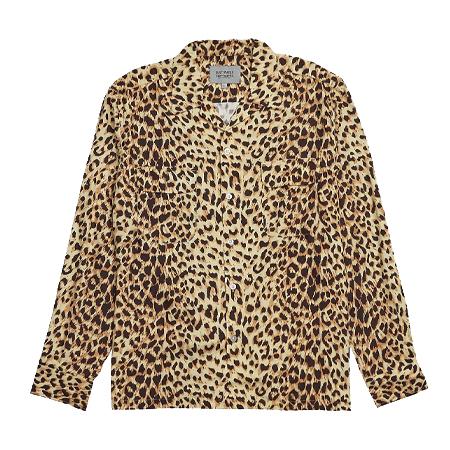 WACKO MARIA(ワコマリア) アロハシャツ WACKO MARIA X CARHARTT WIP LONG SLEEVE ALOHA SHIRT Multi