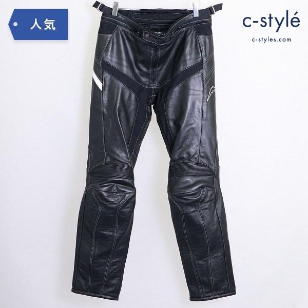 KUSHITANI クシタニ FACT PRO PANTS Ⅱ L/2W ファクトプロ パンツ ブラック