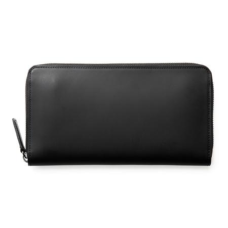土屋鞄製造所(ツチヤカバンセイゾウショ) 財布 スペシャルコードバン ファスナーロングウォレット