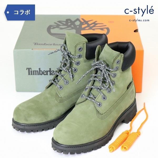 TIMBERLAND x PORTER 6インチ プレミアム ウォータープルーフ ブーツ 26cm