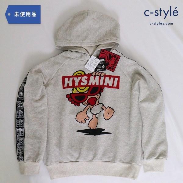 HYSTERIC MINI ヒステリックミニ ヒスミニ 裏毛 パーカー 140cm 長袖 HYS 子供服
