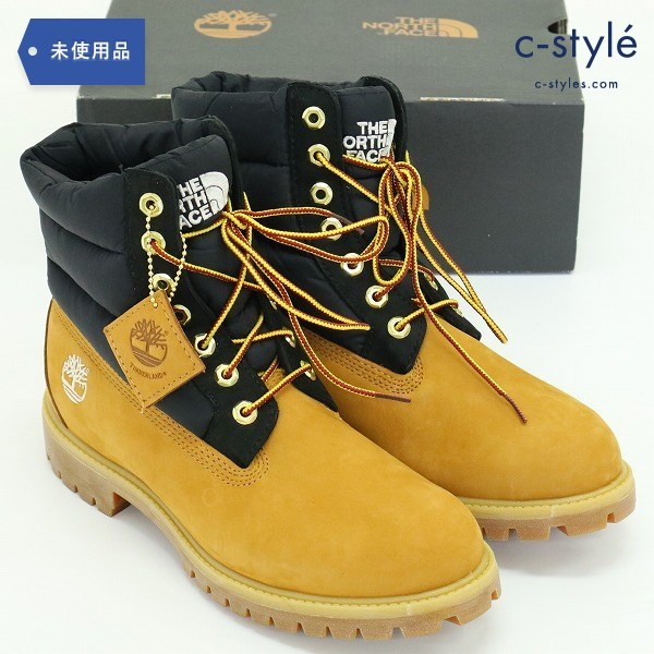 Timberland x THE NORTH FACE 6INCH PREMIUM PUFFER BOOT 27cm プレミアム ブーツ