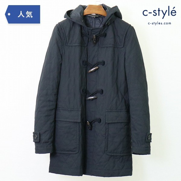 COMME des GARCONS HOMME PLUS コムデギャルソン キルティング ダッフルコート sizeS AD2013