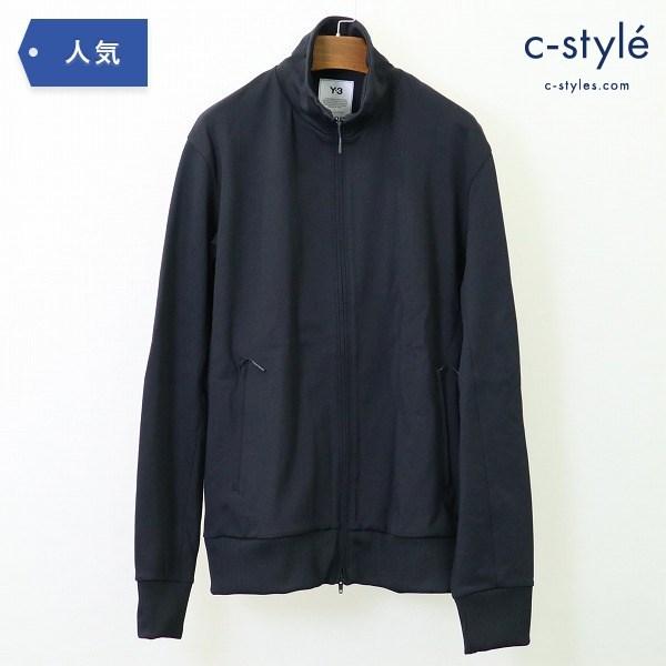 Y-3 Yohji yamamoto x adidas M CLASSIC トラック ジャケット sizeL ジャージ パーカー ロゴ