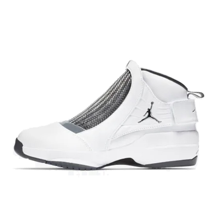 NIKE AIR JORDAN19(ナイキ エアジョーダン19) OG Flint Grey and White and Chrome